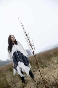 Inspiration <3 Poncho by Malene Birger http://www.raglady.se/sek/searching-for-spring.html/