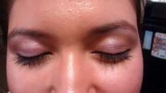 Eyes closed. ---->