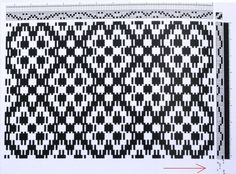 Weave-Away: A mistake in the pattern