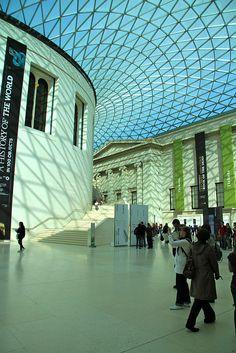 Great Court, Britsih Museum
