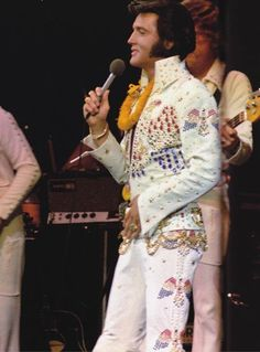"Elvis ""Aloha From Hawaii"" - January 14th, 1973."