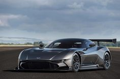 Aston Martin Vulcan – Welcome To USA! Aston Martin Vulcan was produced in a limited edition of 24 units. 3 of them were planned for USA and, thanks to St Louis Motorcars, they have finally reached the American land. Aston Martin Vulcan is more permissive than its colleague – Ferrari FXXXK – who has its clients keep the cars at the... #astonmartingvulcan