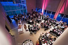 Maybe you haven't considered it before but the Knoxville Museum of Art is a fabulous place to host your upcoming nuptials.  Their open spaces have numerous options for your wedding and reception setup.  Click the image above and learn more about their wedding packages. Photo credit: Google Images