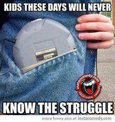 Hahahaha! 90's kids problems!