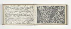 Image: Lebbeus Woods, Sketchbook, 2000; Courtesy of Aleksandra Wagner; © Estate of Lebbeus Woods ; photo: Don Ross