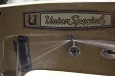 #unionspecial sewing machine at Sackmaker