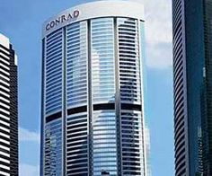Conrad Hong Kong - one of my favorites
