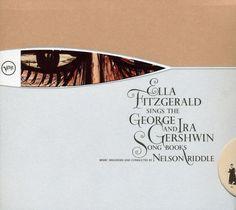 Znalezione obrazy dla zapytania ella fitzgerald sings george ira gershwin songbook