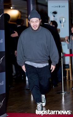 [HD포토] 김기방 덥수룩한 수염 #topstarnews