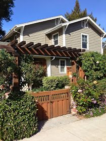 katiedid: Happy Happenstance: Los Gatos Home Tour
