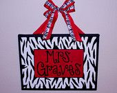 custom hand painted sign from Joyful and Chic