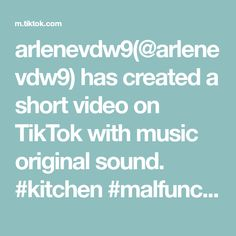 arlenevdw9(@arlenevdw9) has created a short video on TikTok with music original sound. #kitchen #malfunction #food #explotions #staysafe #viral #comedy #foryou #quarantine #help #funny #foryoupage #fun #humor #tiktok #fyp The Vampire Diaries, Jikook, Fan Army, Videos, Edgy Memes, The Originals, Music, Pascal Tangled, Tangled Rapunzel