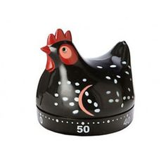 Hen Coop Kitchen Timer - Set of 2