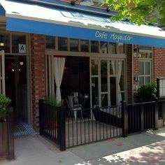Cafe Mogadore n7th in Williamsburg
