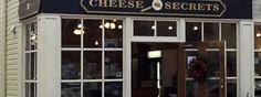 The Shops of Niagara-On-The-Lake Cheese Secrets