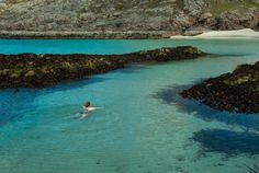 Achmelvich | Wild Swimming – outdoors in rivers, lakes and the sea