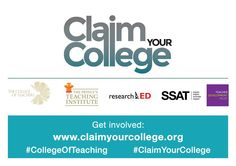 media links via Claim your College Web site http://www.claimyourcollege.org/category/what-are-people-saying/in-the-news/