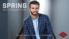 The Suit Shop Co. offers suits for weddings, business or any social event. Made To Measure Suits, Suit Shop, Social Events, Wedding Suits, Custom Shirts, Men Casual, Menswear, Mens Tops, Clothes