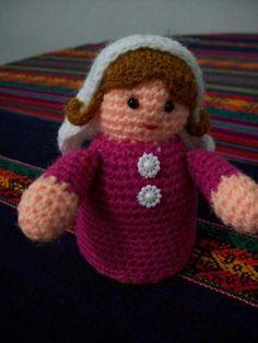 Presepe Amigurumi Etsy : presepe in miniatura con personaggi da 2 cm, Claudia ...
