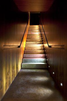The power of lighting... Numero Bar in Sao Paulo, Brazil