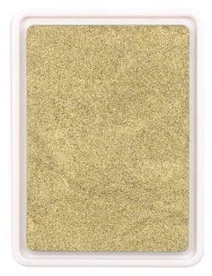 Ink Pad, Gold: Arts, Crafts & Sewing