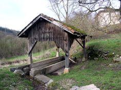lavoir de Beaulieu Isère