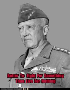Famous Military Quotes Gengeorge Spatton On Fallen Soldiers  Best Quotes Around .