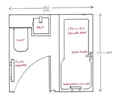 Minimum Size For A Downstairs Toilet With Bathroom ...