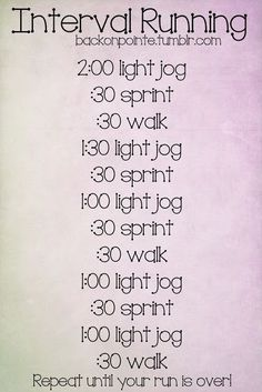 Play. Party. Pin.: Workout Wednesday: Beginner Interval Treadmill Workout