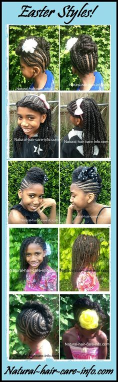 Easter Ideas at Natural-hair-care-info.com