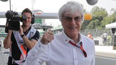Trotz Verkauf | Neue Formel-1-Besitzer wollen Ecclestone behalten - Formel…