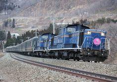 トワイライトエクスプレスin北海道 Diesel Engine, Japan, Trains, Japanese