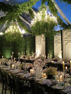 lush wedding reception marquee decor - brides of adelaide