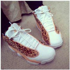 Jordans (I think lol)