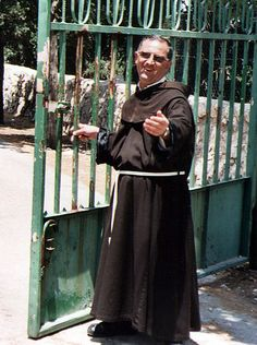 Caesarea Phillipi in the Gospels site is now in the custody of the Franciscans www.ffhl.org #Franciscan #HolyLand