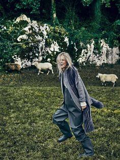 nicola haffmans by tomás de la fuente for telva january 2016 | visual optimism; fashion editorials, shows, campaigns & more!
