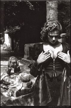 """Find the latest shows, biography, and artworks for sale by Helmut Newton. Dubbed the """"King of Kink"""", influential fashion photographer Helmut Newton made his … Newton Photo, Diane Arbus, Deneuve, Ellen Von Unwerth, Man Ray, Great Photographers, Belle Photo, Vanity Fair, Black And White Photography"""