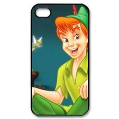 Disney Peter Pan iPhone 4/4s Case Hard iPhone 4/4s Fitted Case