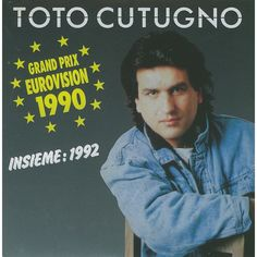 Insieme : 1992 (Eurovision) by TOTO CUTUGNO, SP with morphee2005 - Ref:115142218