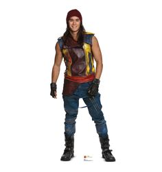 Jay Disney Descendants Lifesize Cardboard Cutout!