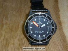OMEGA Calypso 1 Kal. 1337 Lederband - Quartz Armbanduhren - Omega Watch, Quartz, Accessories, Leather Cord, Watch, Tag Watches