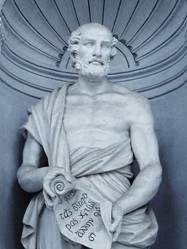 Theophrastus (372-287 B.C.) - Greek philosopher and naturalist.