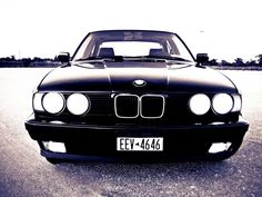 Classic BMW E34