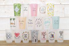 Cadeaux d'invités : les gobelets personnalisés de Petit Mariage entre Amis