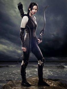 katniss everdeen | Como disfrazarse de Katniss: ¡Rebélate contra el Capitolio como un ...