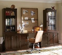 Logan Small Office Suite | Pottery Barn