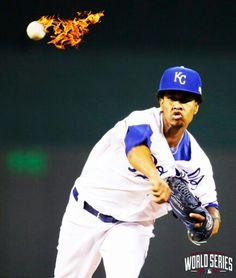 "Yordano ""Ace"" Ventura! World Series 2014"