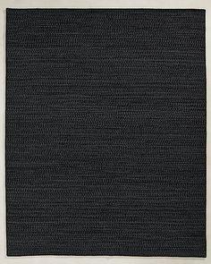 Two-Tone Tweed Braided Wool Rug