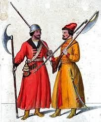Explore the story of the notorious military units that scared the life of Peter the Great – the Streltsy. Peter The Great, Evolution Of Fashion, Russian Folk, Medieval Dress, Medieval Clothing, Napoleonic Wars, Folk Costume, Western Outfits, Middle Ages