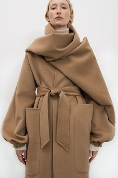 Winter Outfits, Casual Outfits, Tie Matching, Fashion For Petite Women, Womens Fashion, Wrap Coat, Cashmere Coat, Winter Wear, Fall Winter